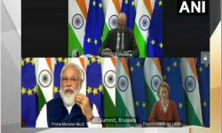 India has played significant role in combating covid-19 pandemic: EU